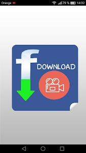 Download تحميل فيديو من الفايسبوك 2017 2.2 APK
