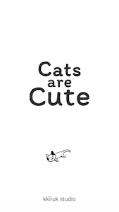 screenshot of Cats are Cute version 1.2.2