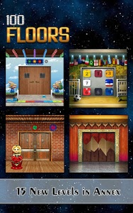 screenshot of 100 Floors - Can you escape? version 3.2.1.0