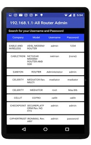 Download Router settings Router Admin Setup WiFi Password 1.0.9 APK