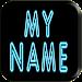 Download 3D My Name Neon Live Wallpaper 1.85 APK