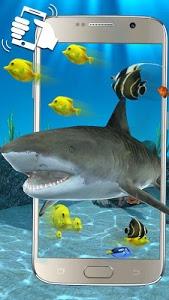Download 3D Ocean Shark Theme(shake&get effect) 1.0.2 APK