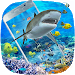 Download 3D Ocean Shark Theme(shake&get effect) 1.0.2 APK