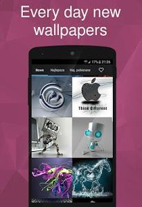screenshot of 3D Wallpapers version 2.0.4