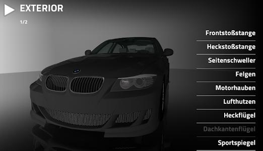 screenshot of 4tune 3D Car Tuning (OPENBETA) version 1.0.059