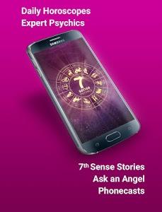 screenshot of 7th Sense Psychics - Daily Horoscopes, Readings version 5.13.1