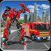 Download Fire Truck Real Robot Transformation: Robot Wars 60 APK