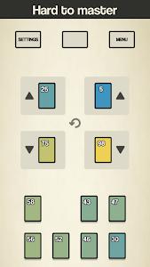 screenshot of 98 Cards version 1.193