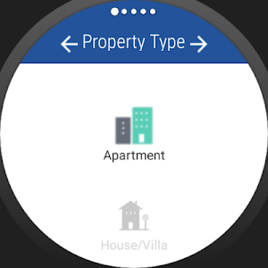 screenshot of 99acres Real Estate & Property version 6.1.0