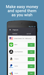 screenshot of AC.Free Gift Cards version 0.3.6