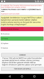 Download AÖF Çıkmış Sorular, Denemeler 10.2.5 APK