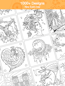 Download Adult Coloring Book Premium  APK
