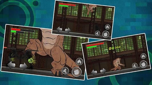 Download Alien Ben Humansaur Transform 1.2 APK