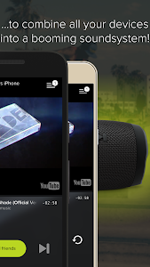 screenshot of AmpMe - Social Music Party version 5.0.0