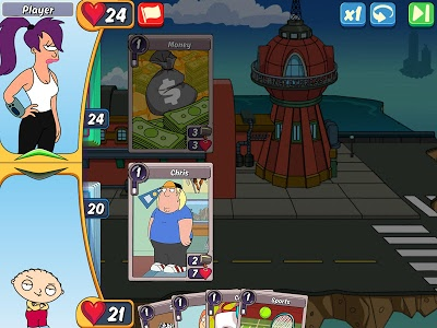 Download Animation Throwdown: Your Favorite Card Game! 1.90.0 APK