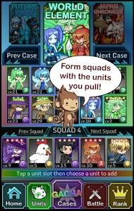 screenshot of Anime Gacha! (Simulator & RPG) version 2.0.1