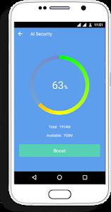 screenshot of Antivirus 2018 & Super Cleaner version 2.02.02
