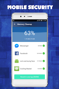 Download Antivirus Booster and Cleaner 1.2.4 APK