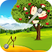 Apple Shooter : Slingshot Knockdown Shooting Games