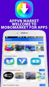 screenshot of Âppvn Market version 1.0