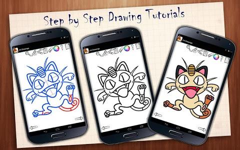 Download Art Drawings: Manga Monsters 2.01 APK