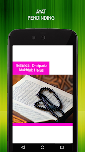 Download Ayat Pendinding Ruqyah & Syifa 1.0 APK