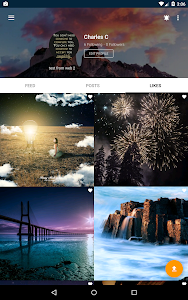 screenshot of Backgrounds HD (Wallpapers) version Varies with device