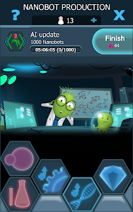 Download Bacterial Takeover - Idle Clicker 1.7.0 APK