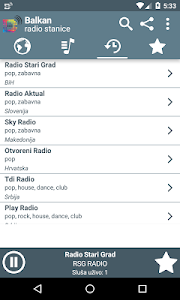 Download Balkan Radio Stanice 2.1.8 APK