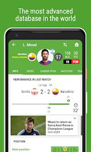 Download BeSoccer - Soccer Live Score  APK