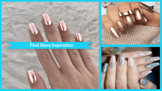 Download Beauty Chrome Nail Art Ideas 6.8 APK