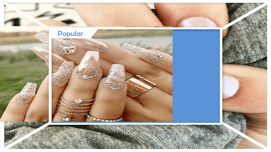 Download Beauty Chrome Nail Art Ideas 6.8 APK