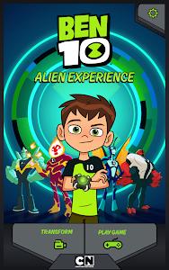 screenshot of Ben 10: Alien Experience version 1.1.6
