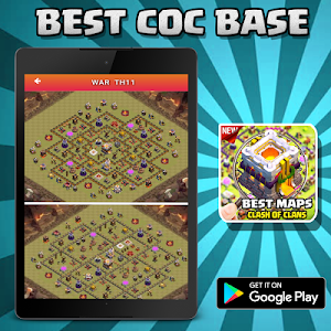Download Best coc base 2017 0.0.1 APK