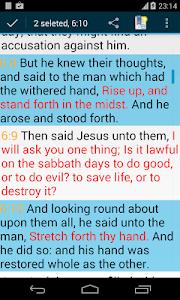 Download Bible KJV lemon.7 APK