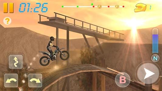 screenshot of Bike Racing 3D version 2.2
