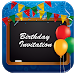 Download Birthday Invitation Card Maker 1.00.35 APK