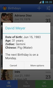 Download Birthdays for Android  APK