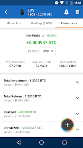 Download Crypto Price IQ - Crypto Portfolio & Price Alerts 3.2.1 APK