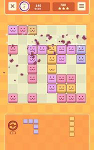 screenshot of Block Kitty version 1.15.1