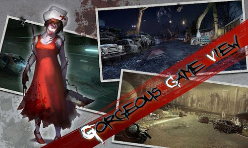 Download Blood Zombies HD 1.0.9 APK