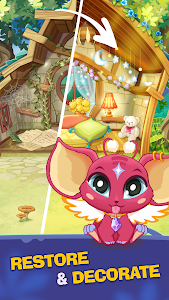 Download Bloomberry — match-3 story 0.35.139 APK