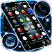 Download Blue Flame Theme 1.264.1.99 APK