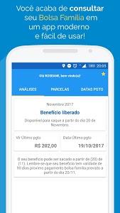 Download Bolsa Família 2018 - Saldo, Extrato, Parcelas 1.6.6 APK