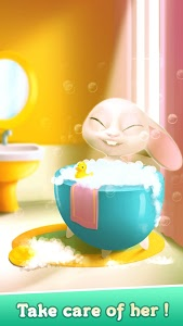 Download Bu the Baby Bunny - Cute pet care game 1.03 APK