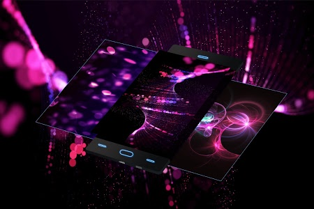screenshot of Neon 2 | HD Wallpapers - Theme version v8.5.3