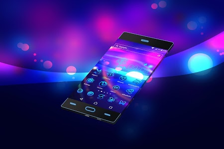 screenshot of Neon 2 | HD Wallpapers - Theme version v8.2.8