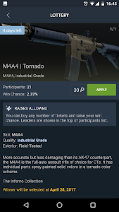 Download CSLottery - Win Skins for CSGO 1.1.2 APK