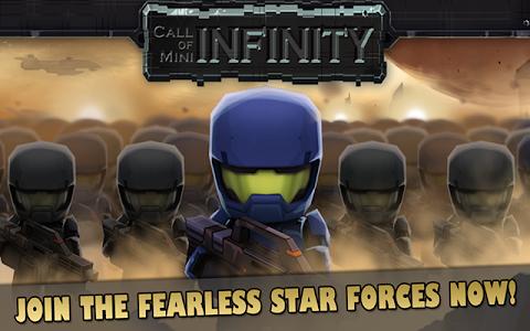 screenshot of Call of Mini™ Infinity version 2.6