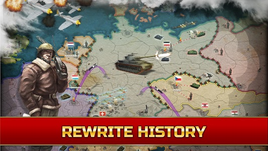 screenshot of Call of War - World War 2 Strategy Game version 0.39